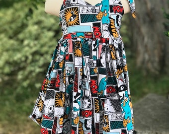 Phineas and Ferb dress - Perry the Platypus dress - Ready to Ship Disney Dress size 2t