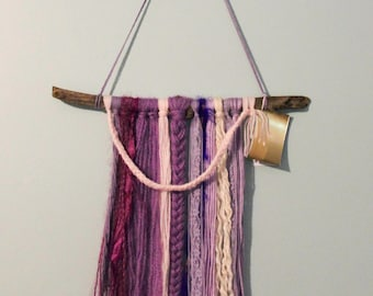 Woven Wall Hanging N. 7
