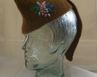 1930s Hat 'Capuccine'