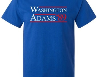 George Washington Election Campaign T-Shirt