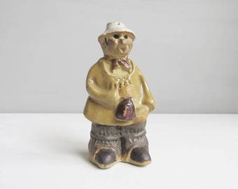 Tremar Pottery People Series - Yokel - Tremar Pottery Cornwall