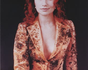 Tori Amos Glossy Photo 90s