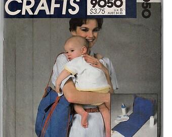 The Diaper Bag / Original McCall's Crafts Uncut Sewing Pattern 9050