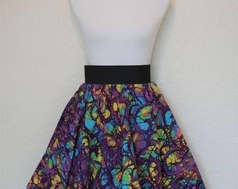 Boho Pixie Skirt, Festival Skirt, Hippie