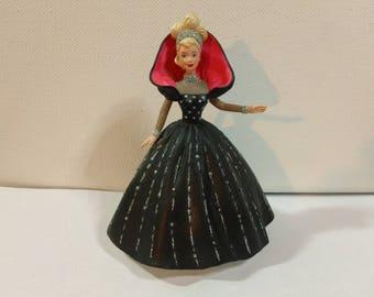 1998 Holiday Barbie Collector's Series #6 Hallmark Keepsake Ornament