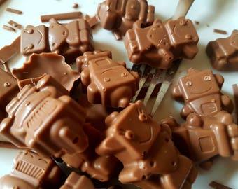 Chocolate Robots