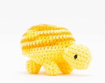 Amigurumi Turtle Stuffed Animal