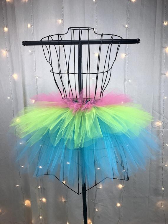 Kati Tutu - Neon Fairy Tutu