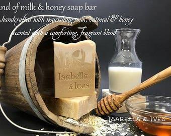 Land of Milk & Honey - Handcrafted Soap Bar
