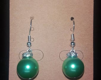 The Green Baubles