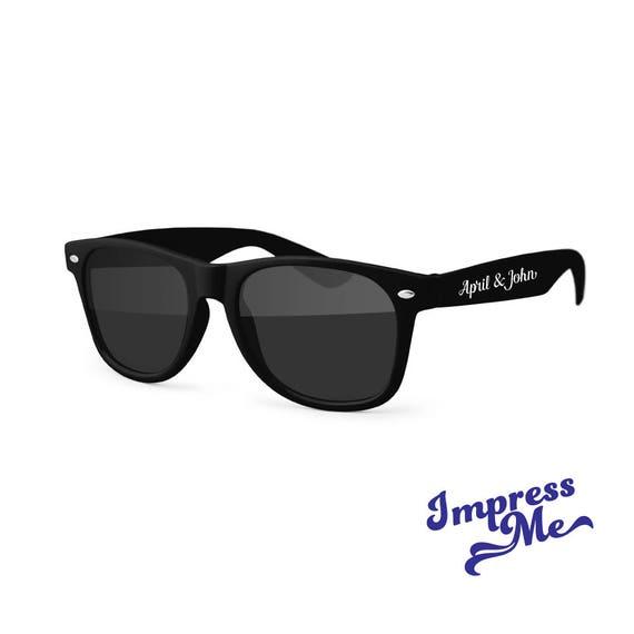 Wedding Sunglasses, Personalized Sunglasses, Retro Sunglasses ...