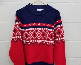 Vintage kmart sweater | Etsy