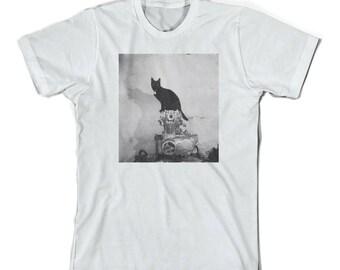 Ollie Wants XS650 // Tee Shirt
