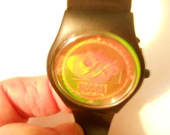 Vintage hologram watch