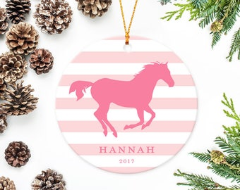 Horse ornament  Etsy