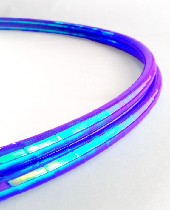 Polypro Hoop or HDPE //Purple-erple Performance Polypro or HDPE Hula Hoop Hula Hoop or Minis 3/4 or 5/8