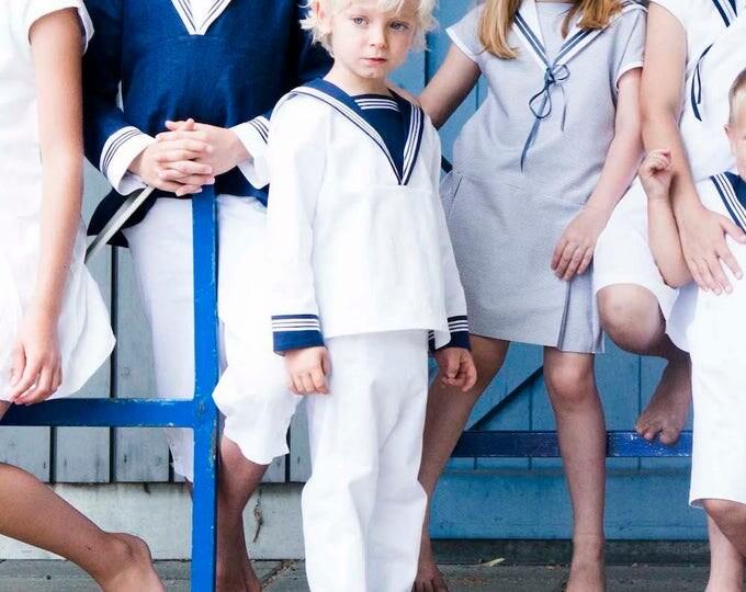 Sailor Suit FERDINAND - Navy Suit - Traje de marinero - Traditional boys suit