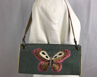 Butler and Wilson Butterfly Bag