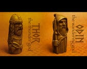 Mini Myths: Thor and Odin -  gods, heroes and creatures from Norse Viking mythology