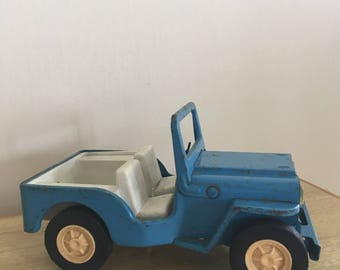 Vintage Tonka Toy Jeep