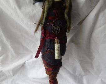 Blessings spirit doll