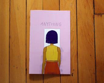 ANYTHING - minicomic/zine
