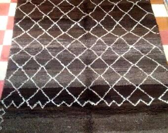 Vintage Berber rug 250 x 150