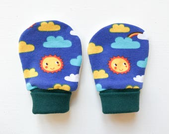 magic baby mitts | friendly sky