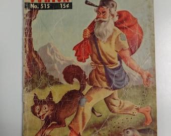 Classics Illustrated Junior # 515 Johnny Appleseed HRN 515 Vintage Comic Book G-