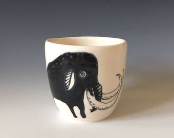 Woolly Mammoth Mug