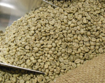 Green Coffee Beans - Guatemala - Finca La Paz - Robusta - Unroasted - 3-25lbs