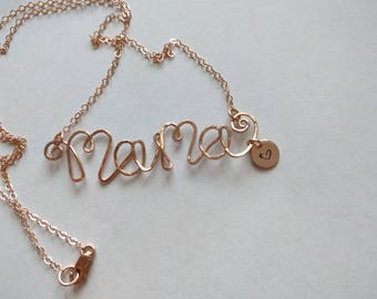 New Mom Necklace   Mother Necklace   New Mommy Necklace   Baby Shower Gift   Mama Necklace   Mom Jewelry   Gift for Mom   Mom Gifts