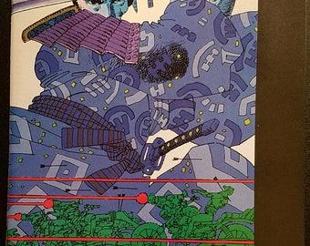 Frank Miller's Ronin #3 (1983) Comic Book