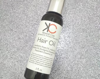 Hair Oil, Hair Care, Hair Oil Growth, Hair Growth Products, Hair Treatment, Oil for Hair, Stocking Stuffer, Gift for Her