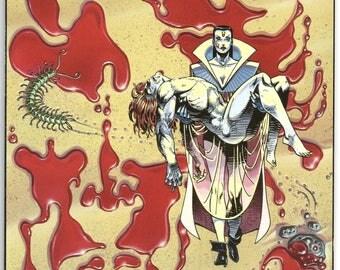 Clash # 3 DC Comics 1991 Veitch/Kubert/Hornung