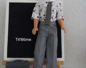 Pants shirt Ken