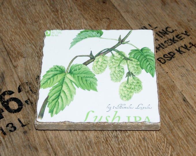 UPcycled Coaster - Fremont Brewing - Lush IPA