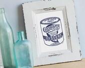 Oyster Tin Print - Maryla...