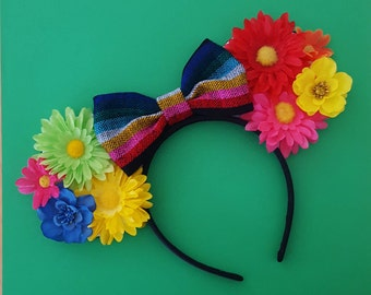 Flores Bouquet Mouse Ears