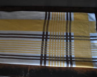 Vintage Tablecloth - Vintage Linen - Tablecloth - Vintage Tablecover