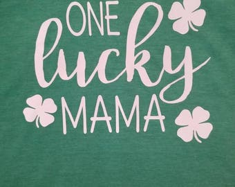 St. Patrick's Day shirt (Mickey Heads are optional)