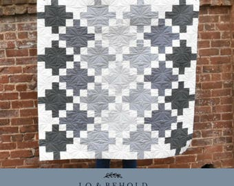 Celtic Crossing Quilt Pattern