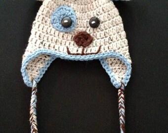 Puppy Dog Hats