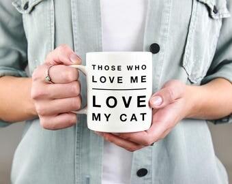 Cat Coffee Mug, Cat Mug, Cat Lady, Mugs for Cat Person, Cat Lady Mug, Cat Mom, Cat Mugs Gifts, Cat Coffee Mugs, Funny Cat Mug, Sassy Cat Mug