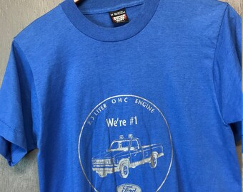 S vintage 80s/90s Ford Truck Screen Stars t shirt