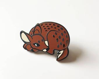 Baby Deer Enamel Pin
