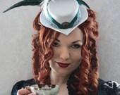 Steampunk Mini Top Hat | Victorian Dreams |Tea Party Hat, Steampunk Cosplay, Designer Hat, Wedding Accessories, Bridal Hat