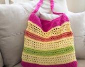 Easy Crochet Bag Pattern ...