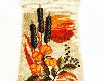Boho tapestry 70's