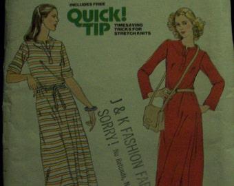 1970's - Butterick Pattern 5973 Size 8